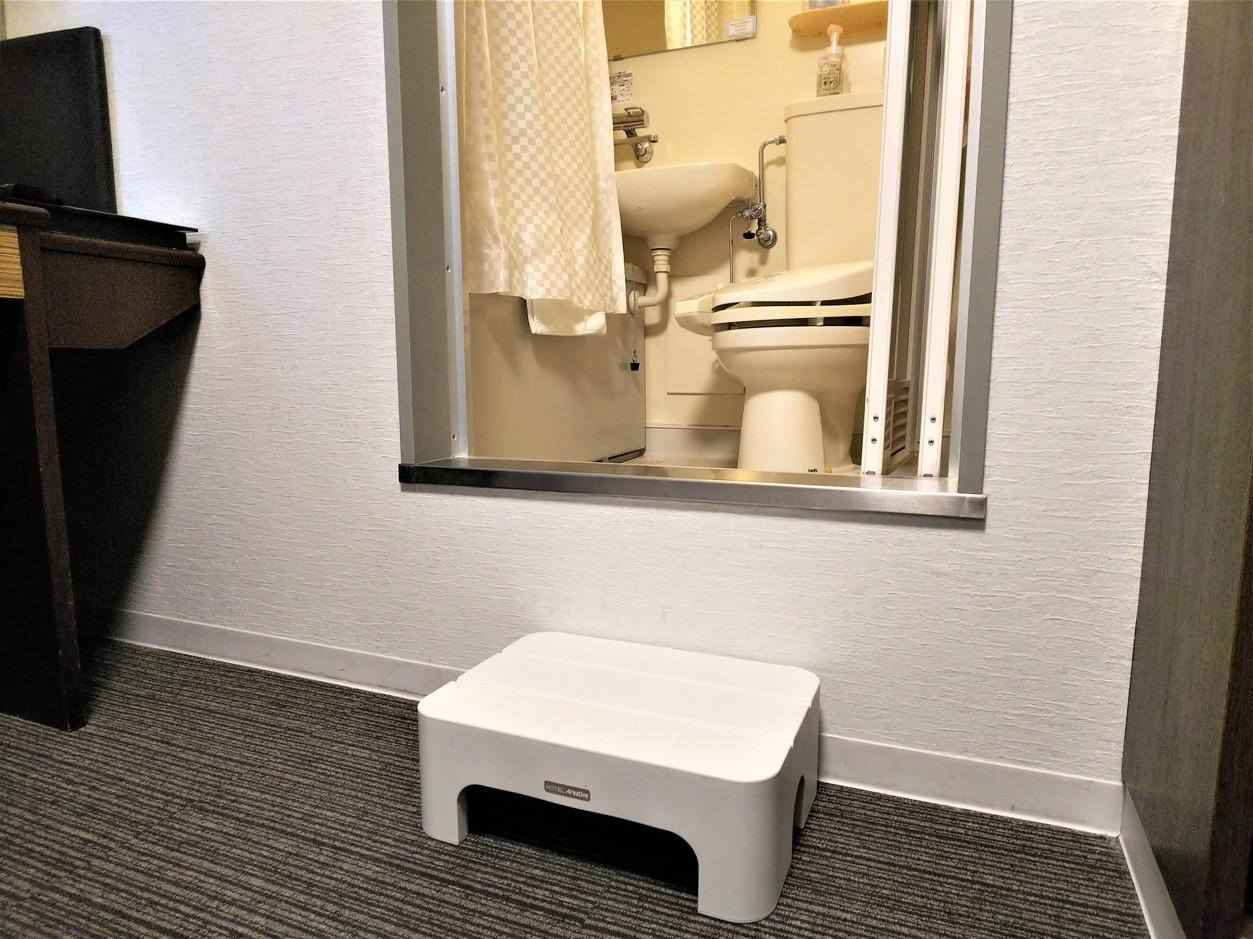 バスルームステップ