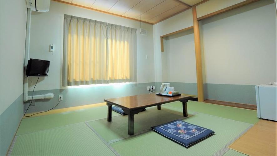 ■全室バストイレ付(畳)無料wi-fi完備で快適にお過ごしください。