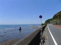 ツーリング 海沿い2