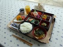 朝食(例)