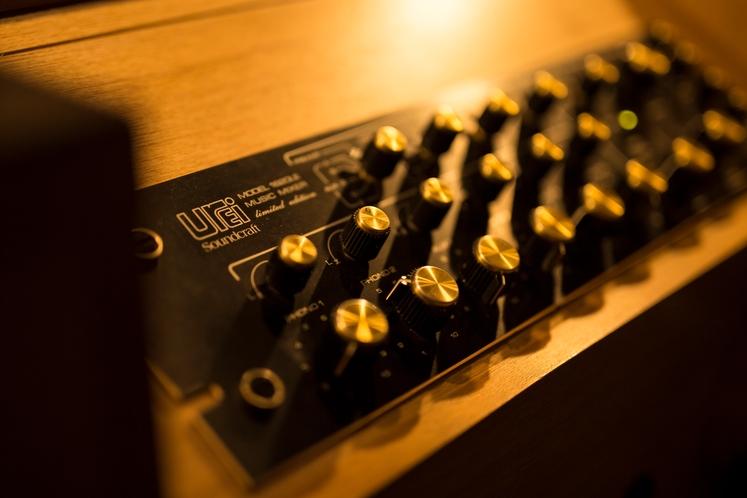 Kanazawa Music Bar / サウンドシステム