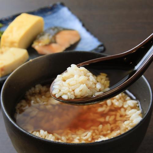 ★朝に嬉しい奈良名物茶粥は大人気♪