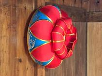 【客室】花笠は伝統的な琉球舞踊でも使われます