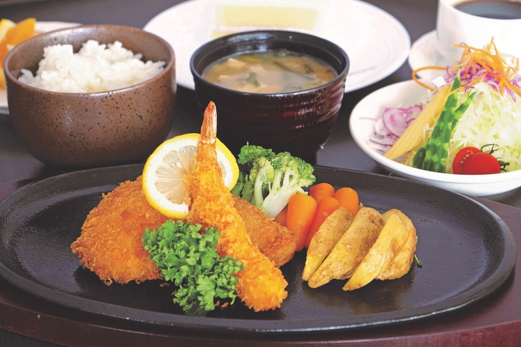 ◇夕食プランお食事 例◇