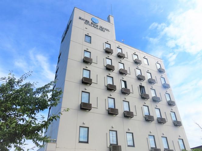 バーサイドホテル大曲■外観■