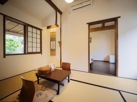 【晩鐘】和洋室4人部屋