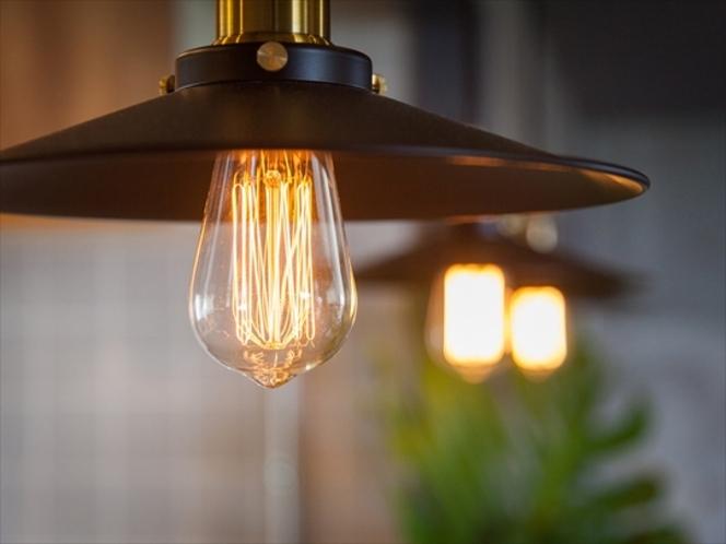 やさしい明かりも灯ります