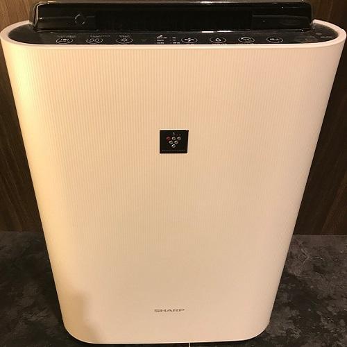 空気清浄機・加湿器フロント貸出