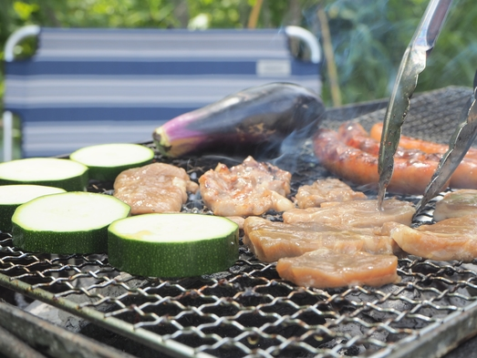 【1日1組限定】BBQ用具必要なし、手ぶらでOK!ニセコで北海道食材BBQを!