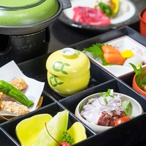 ◆会席料理の一例◆