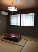 和室1/全客室和室となります。