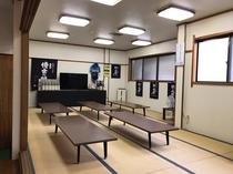 1F宴会場/大広間/朝食はこちらになります。