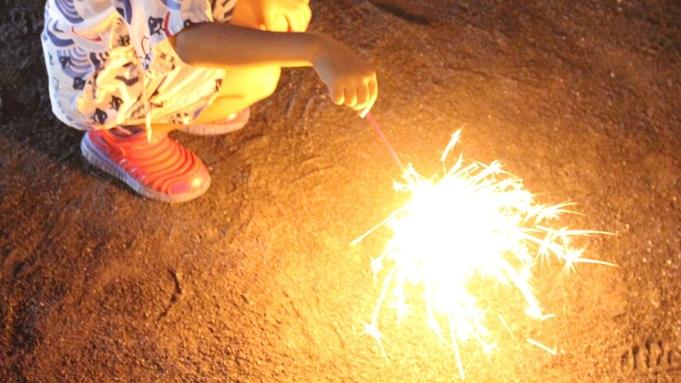 【小学生半額×花火プレゼント】夏旅☆ファミリープラン☆和牛ステーキ付 板長おまかせ会席料理