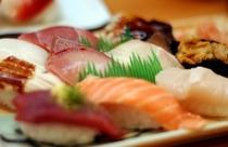 千松特製【にぎり寿司の盛り合わせ】