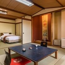 露天風呂付客室「網野」お部屋