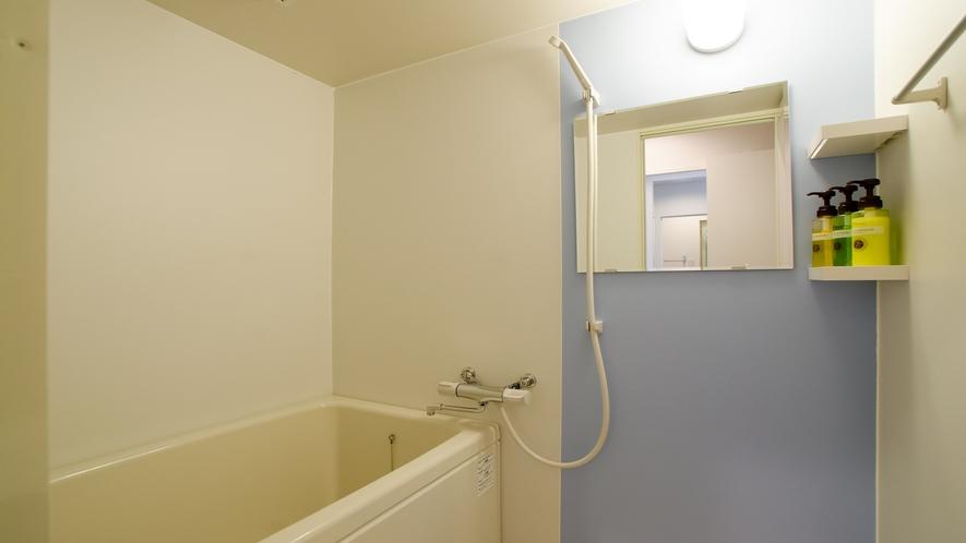 トイレ・バス(デラックスダブル・ファミリー)