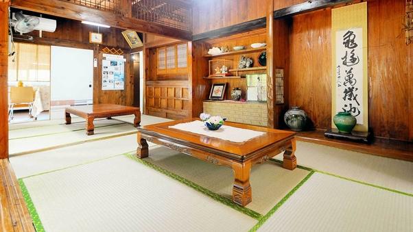 琉球古民家 一棟貸し