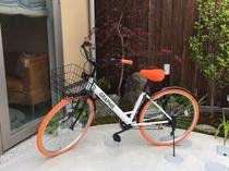 レンタル自転車(700円/一日)