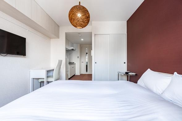 天神駅から徒歩5分の好立地!2017年4月グランドオープン新築レジデンス型デザイナーズホテル!