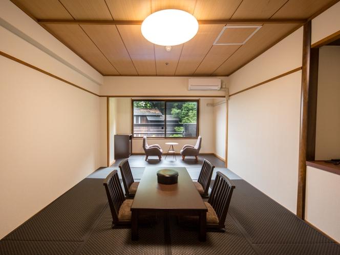 【◆クラシック和室◆35平米】リーズナブルな和布団のお部屋
