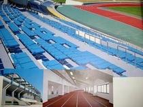 北上総合運動公園-競技場