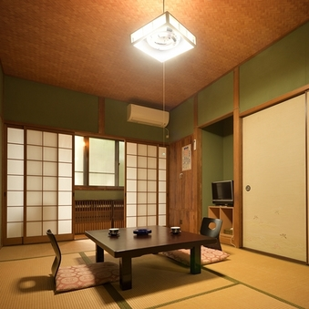 【レトロ館】和室7.5畳(バス・トイレ無)