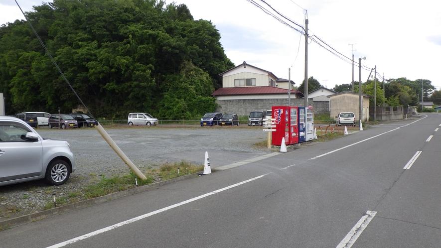 無料第1駐車場(予約不要・先着順・場所自由)