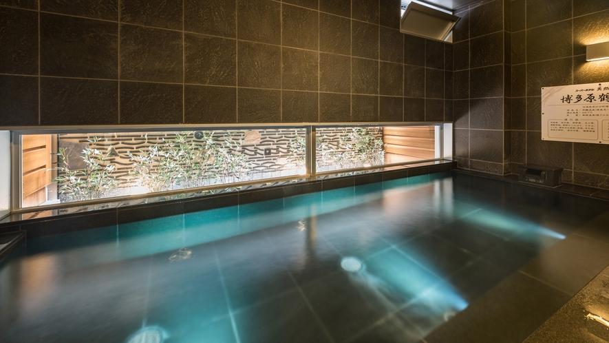 原鶴温泉直送の天然温泉!※加温・循環濾過しております。