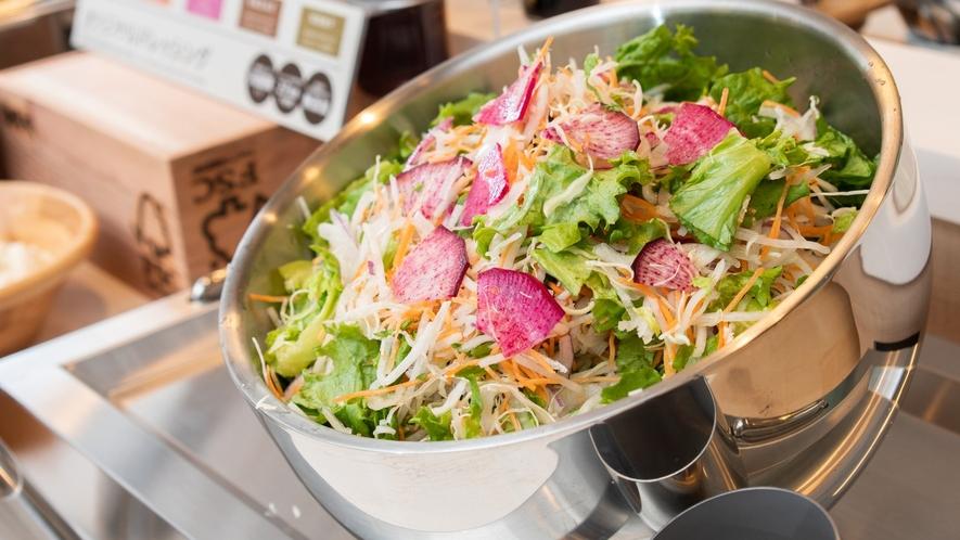 【Organic】健康な土から生まれたオーガニック野菜