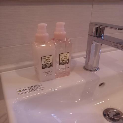 大浴場洗顔液