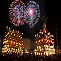 秩父夜祭(日本三大曳山祭)