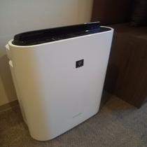 加湿空気清浄器全室設置