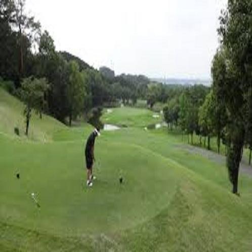 ホテル近隣ゴルフ場 美里ゴルフ倶楽部