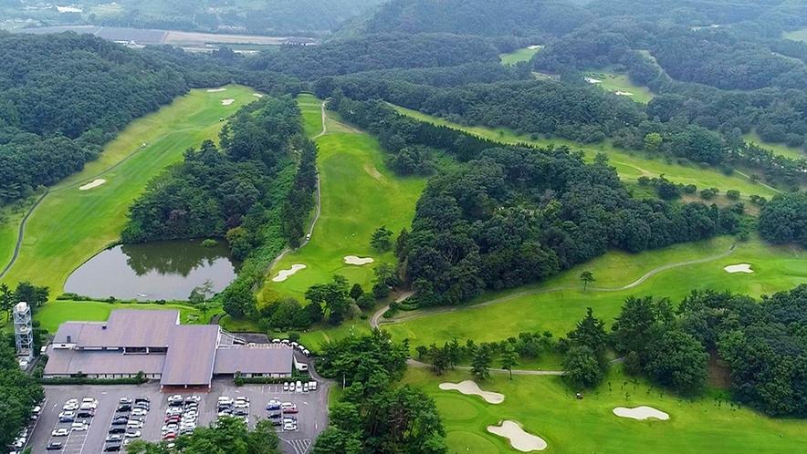 【周辺情報】近隣ゴルフ場『北武蔵カントリー倶楽部』さん