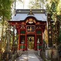 三峯神社(パワースポット)
