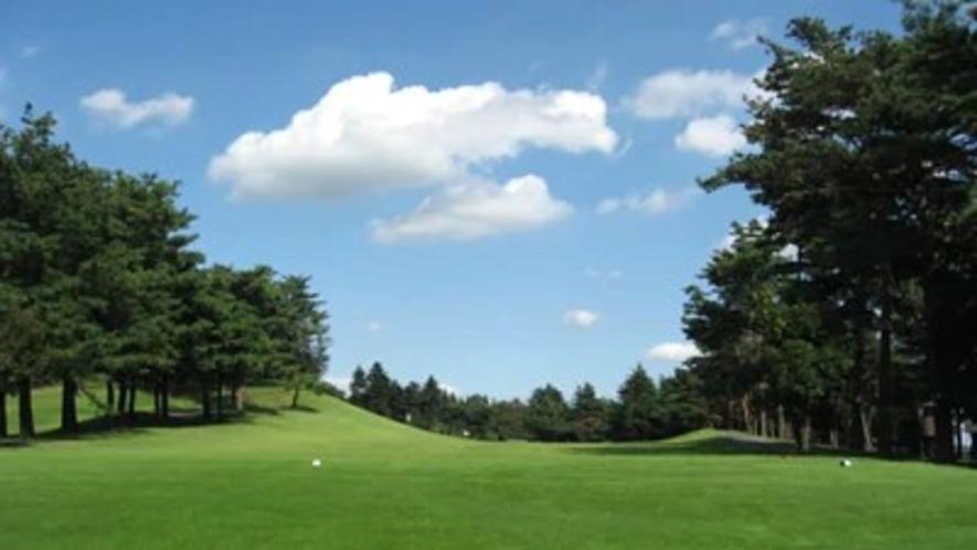 【周辺情報】近隣ゴルフ場『岡部チサンカントリークラブ』さん