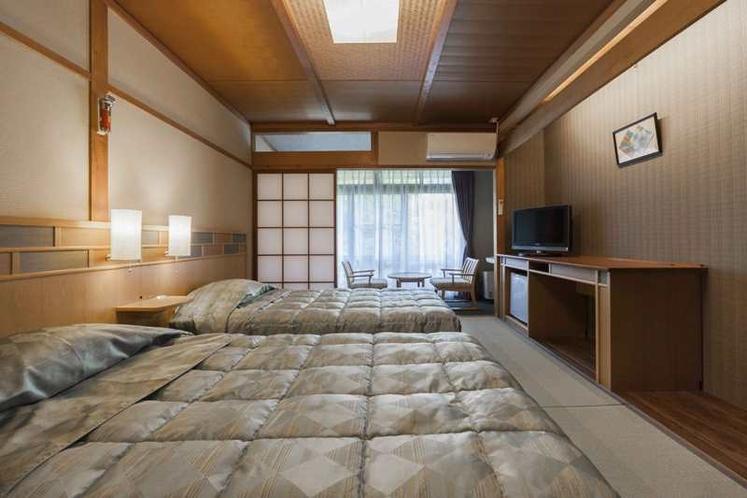 【部屋】和室ベット