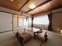 【部屋】和室8畳+4畳