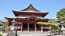 ■甲斐善光寺(写真提供:甲府観光協会)