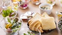 ■パン(イメージ)【1Fレストラン朝食◆6:30~9:30(LO9:00)87席】