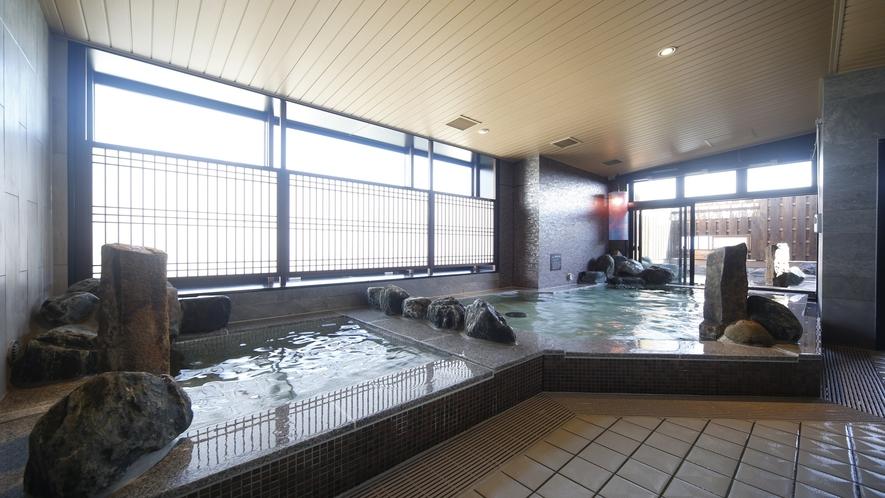 【女子】内風呂(湯温:41~42℃)