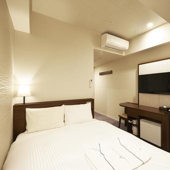 【全室禁煙】シングルルーム  幅140cmベッド
