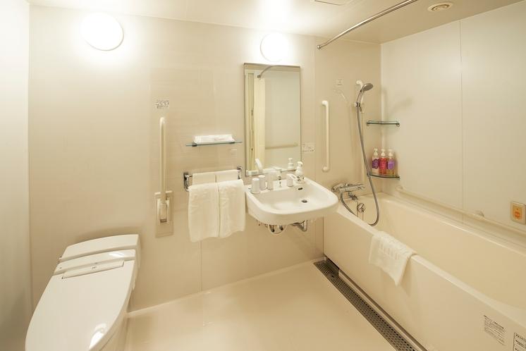 ★ユニバーサルダブル 浴室