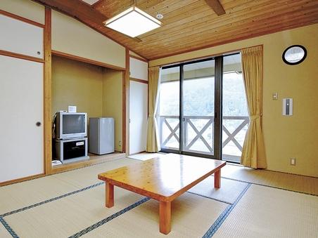 ■和室10畳【ユニットバス・温水洗浄トイレ付】
