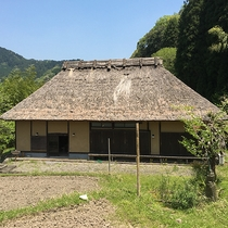 【神尾家住宅(国重要文化財)】江戸時代の旧家。年代がはっきりしている民家としては九州最古のもの。