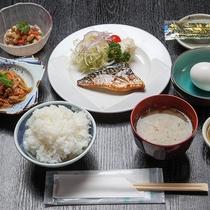 *【朝食一例】健康的な和朝食をご用意致します。