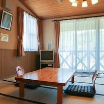 *【和洋室一例】2段ベッドと和室を兼ね備えたお部屋。