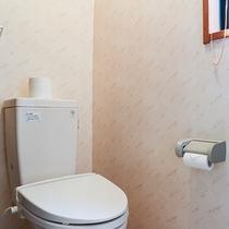 *【コテージ一例】トイレとお風呂はセパレートタイプです。
