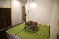 宿泊階の「共有スペース」