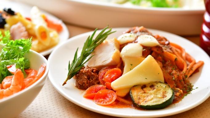 【夏秋旅セール】沖縄県内で1番イタリア食材を集めた朝食◆見栄え抜群!バブルシャワーでお出迎え